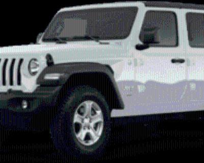 2020 Jeep Wrangler Willys Sport