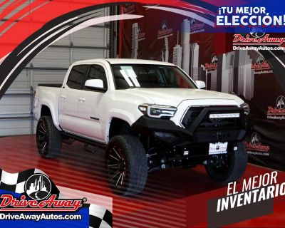 2020 Toyota Tacoma 4WD TRD Off Road Double Cab 5' Bed V6 MT (Natl)
