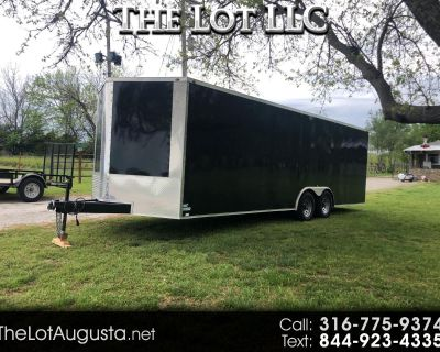 2019 Double R Trailers Enclosed Trailer Base