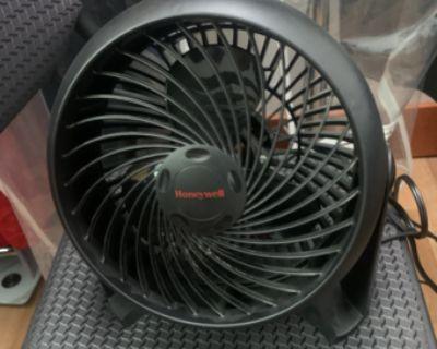 Honeywell Turbo Force Air Circulator Fan