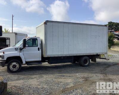 2004 Chevrolet C5500 4x2 Cargo Truck