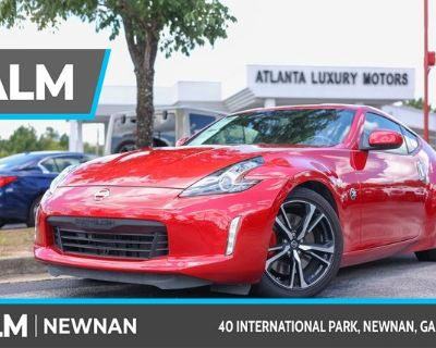Pre-Owned 2020 Nissan 370Z Base RWD 2D Coupe