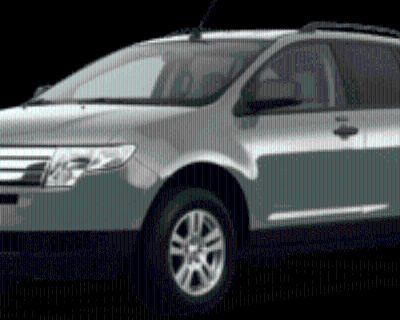 2007 Ford Edge SEL PLUS