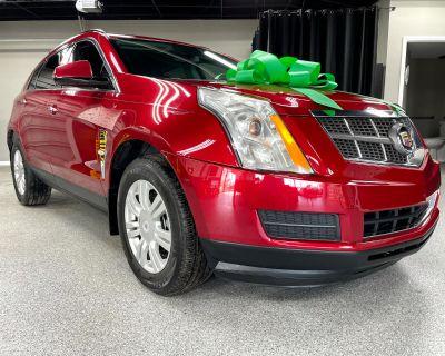 2012 Cadillac SRX FWD 4dr Base