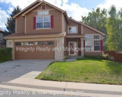 4601 N Blazingstar Trl, Castle Rock, CO 80109 4 Bedroom House