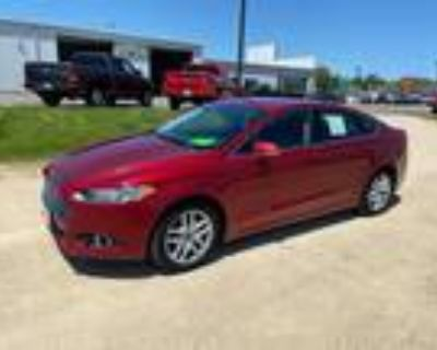 2014 Ford Fusion Red, 93K miles