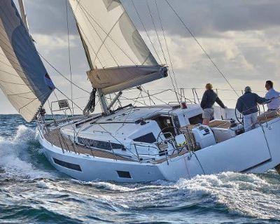 2021 Jeanneau Sun Odyssey 490