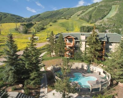 Free Ski Rental! Ski-in/ski-out Rustic Chic Condo With Outdoor Hot Tubs - Downtown Park City