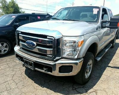 2011 Ford F250 King Ranch Crew Cab 4WD