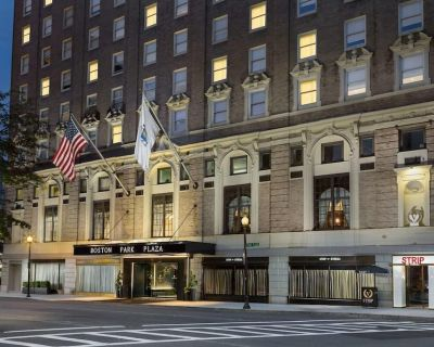 Comfy Unit for Business Travel, Business Center, Restaurant - Downtown Boston