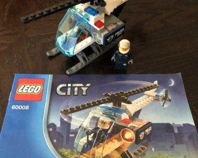 Retired Lego #60008 - Museum Break-In