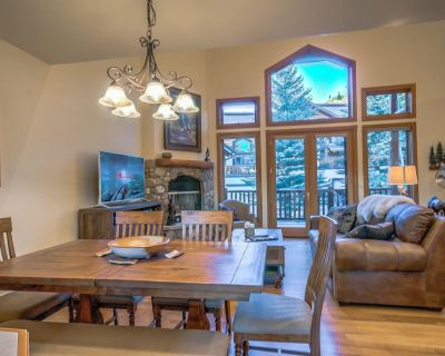 Gorgeous Steamboat Townhome Close To The Lifts! - Steamboat Springs