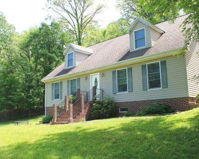 Large Groups, Hot Tub, Near Attractions, Wooded/Country Setting - Harpers Ferry
