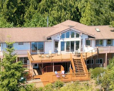 Kettle Cove, Great Staycation, Fish, Shrimp, Crab, dig for Clams or Pick Oysters - Brinnon