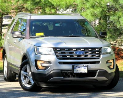 Used 2016 Ford Explorer 4WD 4dr XLT LEATHER DUAL SUNROOF