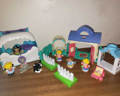 Little People lot of Toys