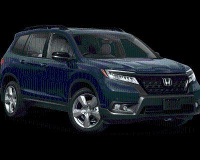 New 2021 Honda Passport Touring With Navigation & AWD