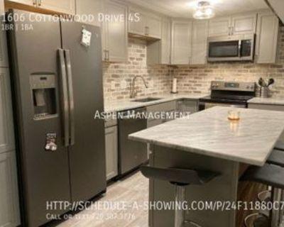 1606 Cottonwood Drive 4S, Louisville, CO 80027 1 Bedroom House