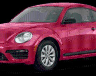 2017 Volkswagen Beetle #PinkBeetle Coupe Auto