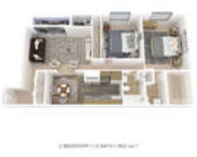 Bennington Crossings Apartment Homes - 2 Bedroom 1.5 Bath