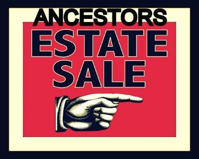 Mason, MI Full House Estate Sale, Antiques, Collectibles, Tools & More!