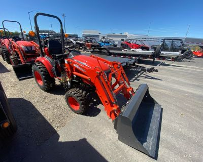 2020 KIOTI CK2510 MANUAL TRACTOR Tractors Elk Grove, CA