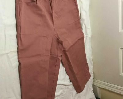Size 8 NWT Denim and Co. Pants