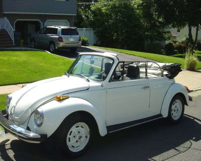 1974 Volkswagen Sorry Just Sold!!! Cabriolet Convertible