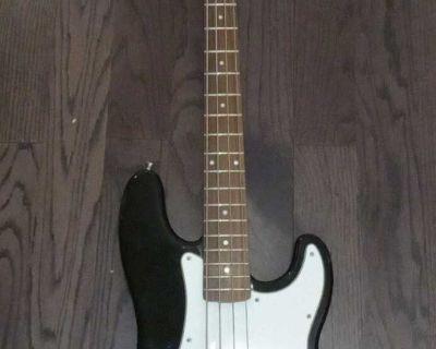 Renegade Electric Bass Guitar