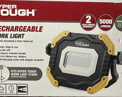 Led Rechargeable 5000 Lumens 2 modes