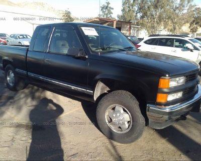 Salvage Black 1994 Chevrolet Gmt-400