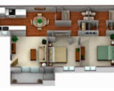 Palm Crest at Station 40 - 2 Bedroom Duplex