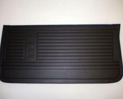 67 Chevelle Coupe Front & Rear Door Panels Set