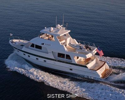 2022 63' Outer Reef Yachts 630 CPMY