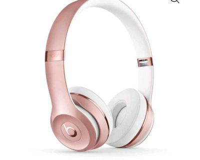 Rose Gold Beats Solo3