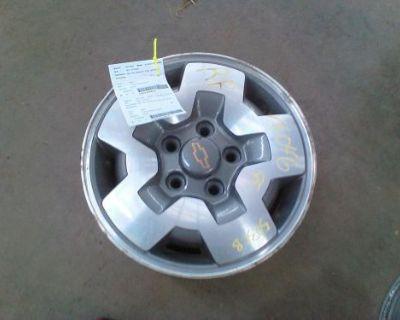 Chevy Blazer S10 Jimmy S15 Wheel 4x4 15x7 Aluminum, Chev, Opt Pa3 5 Spoke