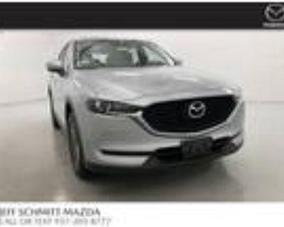 2018 Mazda CX-5 Silver