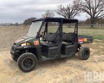 2018 Polaris Ranger 570-4 Crew 4x4 Utility Vehicle