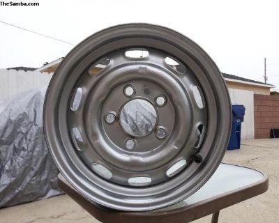 911/912 steel rim