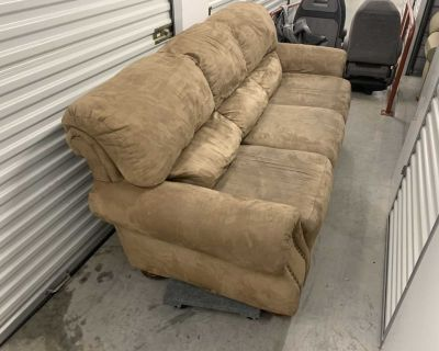 Beautiful polyester sofa