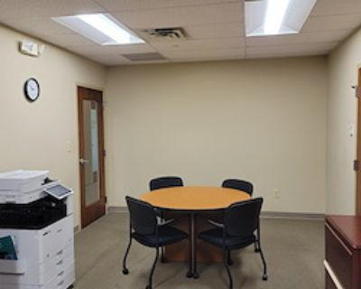 Private Meeting Room for 4 at Tyson Law Firm, P.C.
