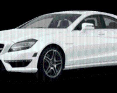 2013 Mercedes-Benz CLS CLS 63 AMG