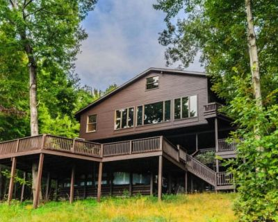 Ovr's Laurel View Retreat-the Most Spectacular View Awaits You! Best Seller!! - Hopwood