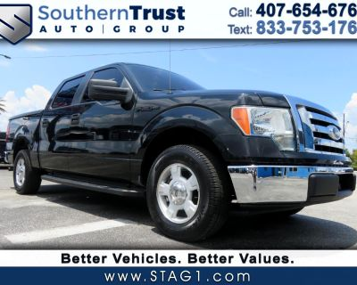 """Used 2010 Ford F-150 2WD SuperCrew 145"""" XLT"""