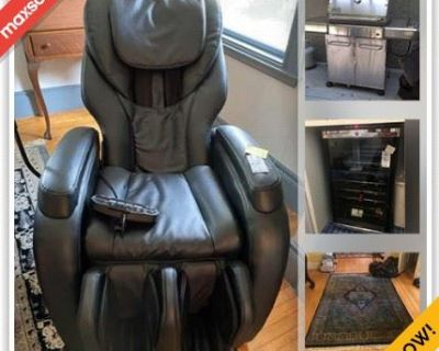 Brookline Moving Online Auction - High Street