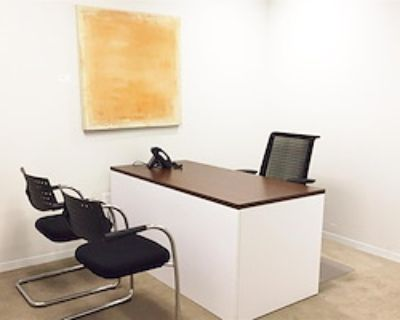 Private Office for 1 at AdvantEdge Workspaces - Downtown Center