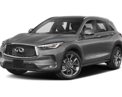Certified Pre-Owned 2019 INFINITI QX50 ESSENTIAL FWD Sport Utility
