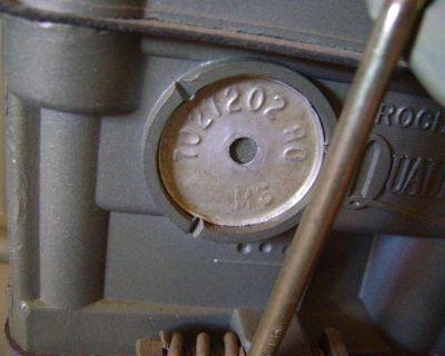1967 4 Bbl Quadrajet Carburetor 327 350 At Camaro Ss Chevy Ii Chevelle Restored