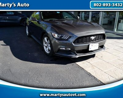 Used 2017 Ford Mustang V6 Fastback