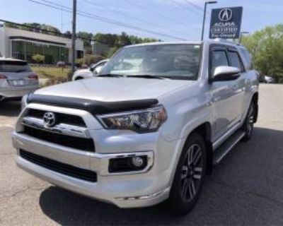2019 Toyota 4Runner Limited RWD